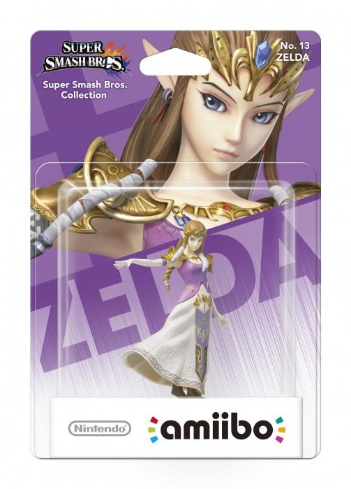 NINTENDO - amiibo Smash Zelda 13