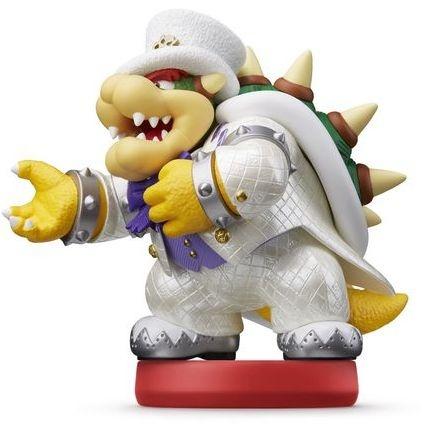 NINTENDO - amiibo Super Mario - Wedding Bowser, amiibo figúrka zo série Super Mario
