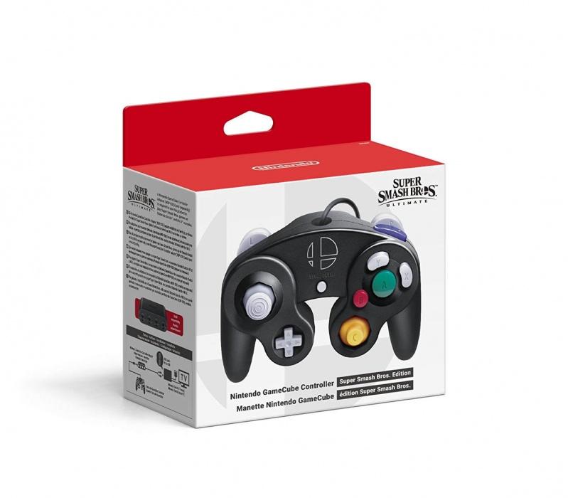 NINTENDO - Nintendo Switch GameCube Controller