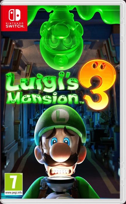 NINTENDO - SWITCH Luigi's Mansion 3, Hra pre Nintendo Switch