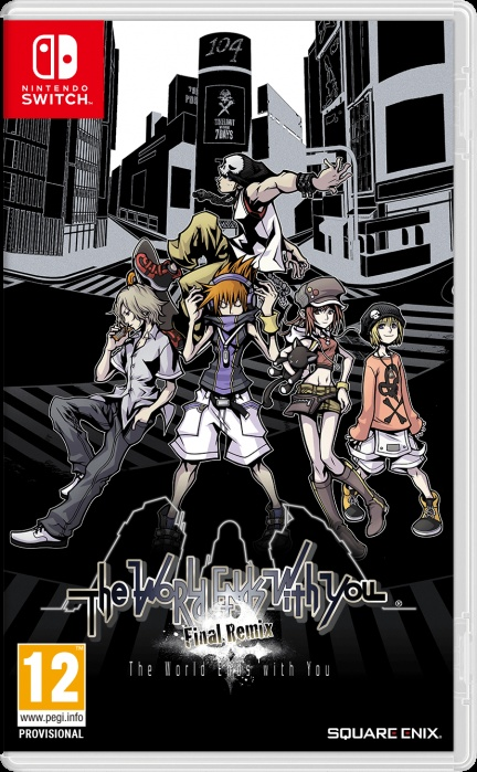NINTENDO - SWITCH The World Ends with You: Final Remix