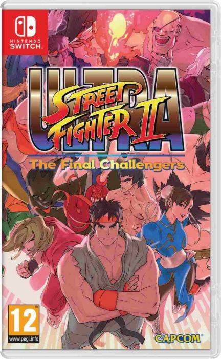 NINTENDO - SWITCH Ultra Street Fighter 2 The Final Challenger
