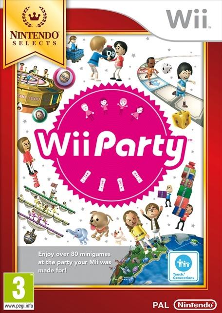 NINTENDO - Wii Party Nintendo Select