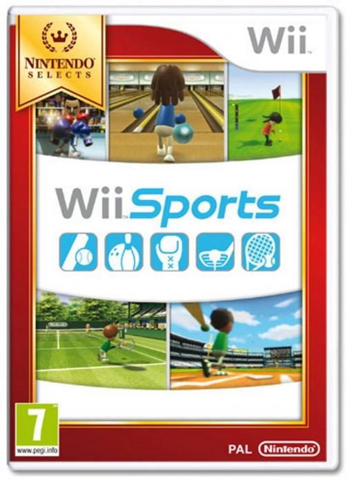 NINTENDO - Wii Wii Sports Nintendo Selects