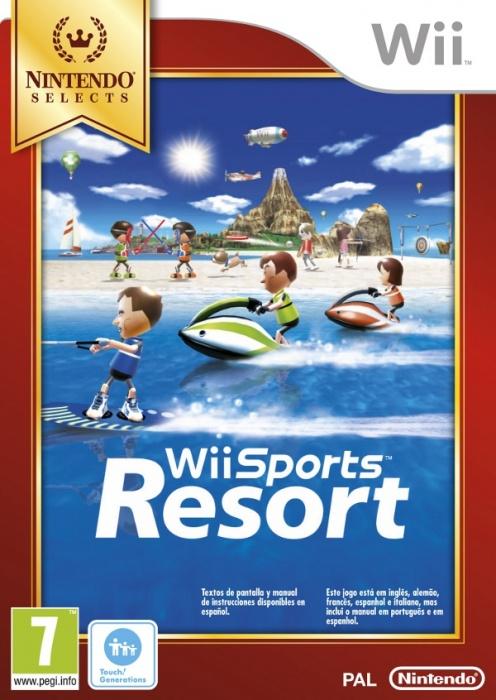 NINTENDO - Wii Wii Sports Resort Nintendo Select