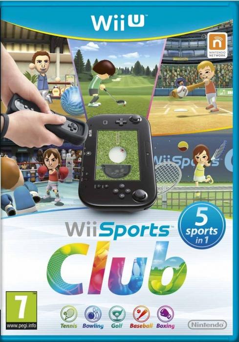 NINTENDO - WiiU Wii Sports Club