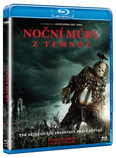 Noční můry z temnot Blu-ray