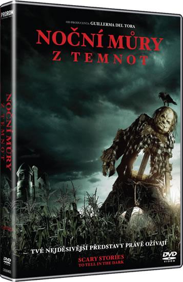 Noční můry z temnot DVD