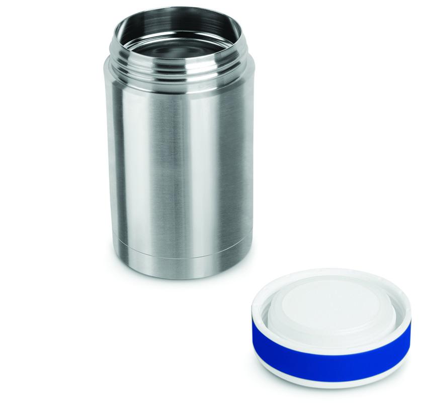 NUVITA - Nerezová termoska 500 ml s obalom