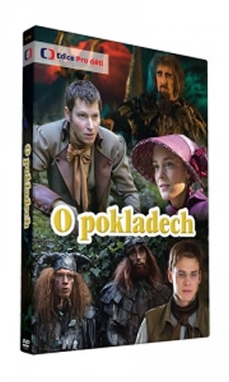 O pokladech - DVD