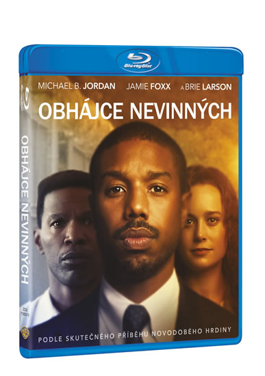 Obhájce nevinných Blu-ray