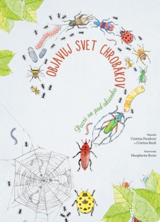 Objavuj svet chrobákov - Kolektív autorov