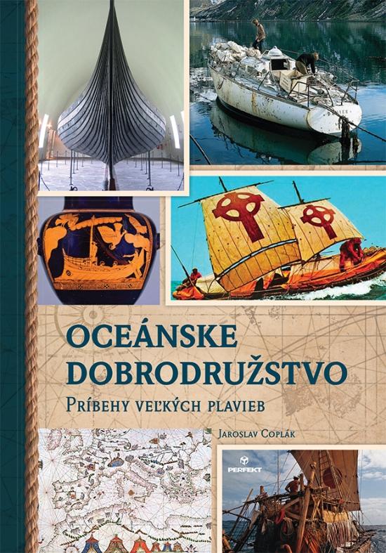 Oceánske dobrodružstvo - Jaroslav Coplák
