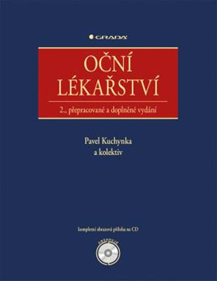 Oční lékařství + CD - 2.vydání - Kuchynka a kolektív