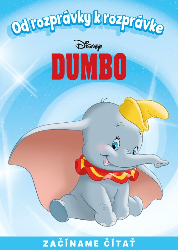 Od rozprávky k rozprávke - Dumbo - kolektív autorov
