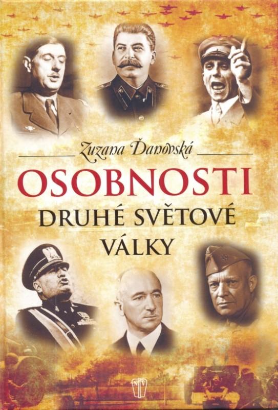 Osobnosti druhé světové války - Zuzana Ďanovská