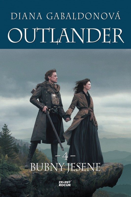 Outlander 4 - Bubny jesene - Diana Gabaldonová