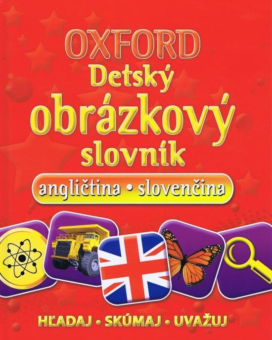 Oxford - Detský obrázkový slovník - Kolektív