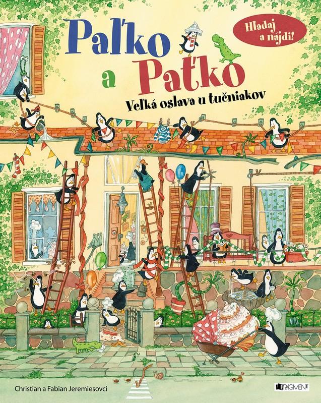 Paľko a Paťko – Veľká oslava u tučniakov - Lukeš