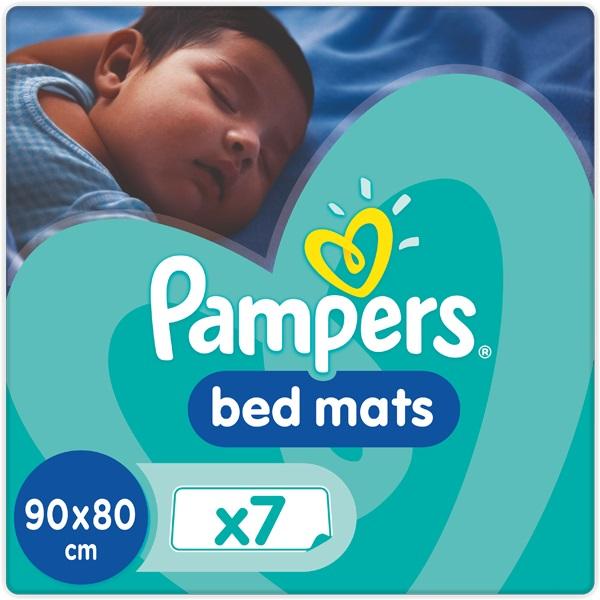 PAMPERS - Podložky do postele detské 7 ks