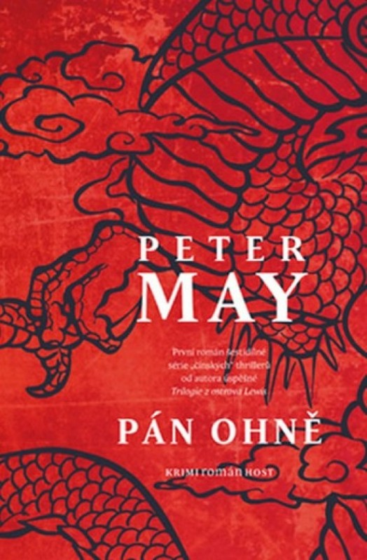 Pán ohně - Peter May