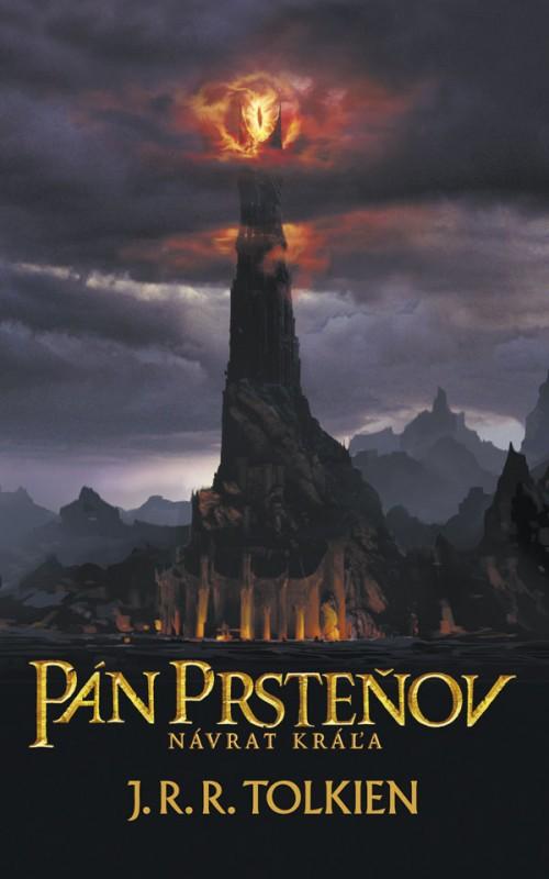 Pán Prsteňov 3: Návrat kráľa - J. R. R. Tolkien
