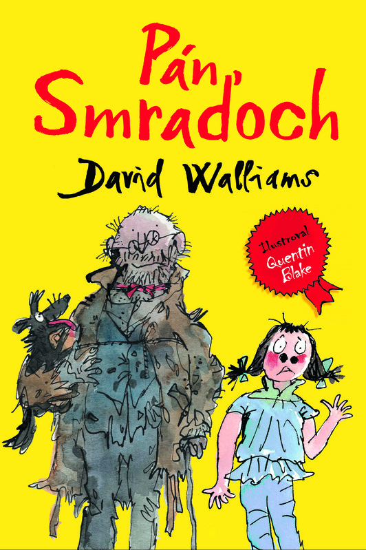 Pán Smraďoch - David Walliams