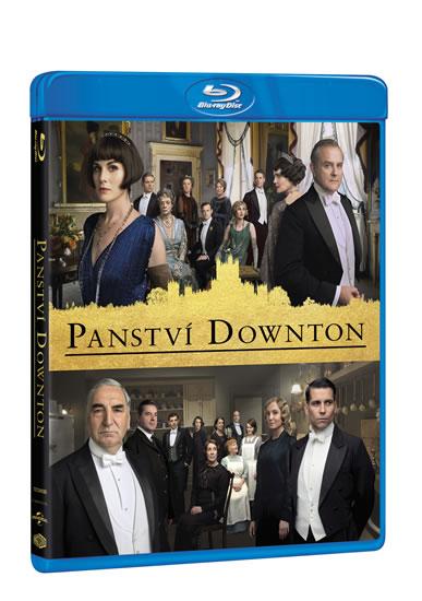 Panství Downton Blu-ray