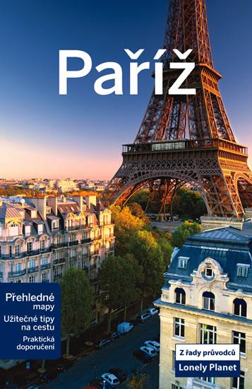 Paříž - Lonely Planet - 2. vydání