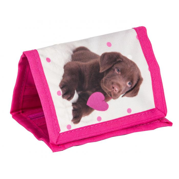 PASO - Peňaženka na krk Rachael Hale pes a srdce