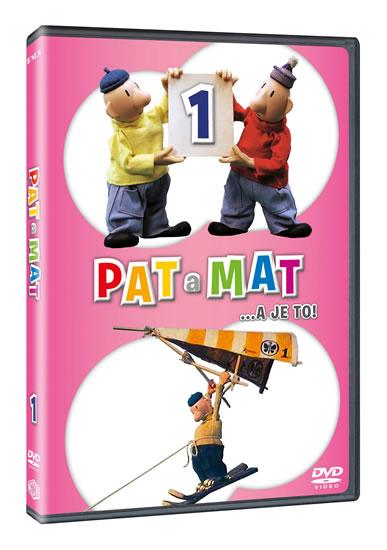 Pat a Mat 1 DVD