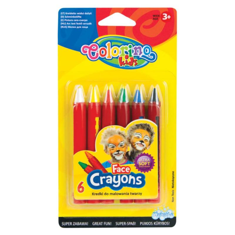 PATIO - Colorino ceruzky na tvár 6 farieb