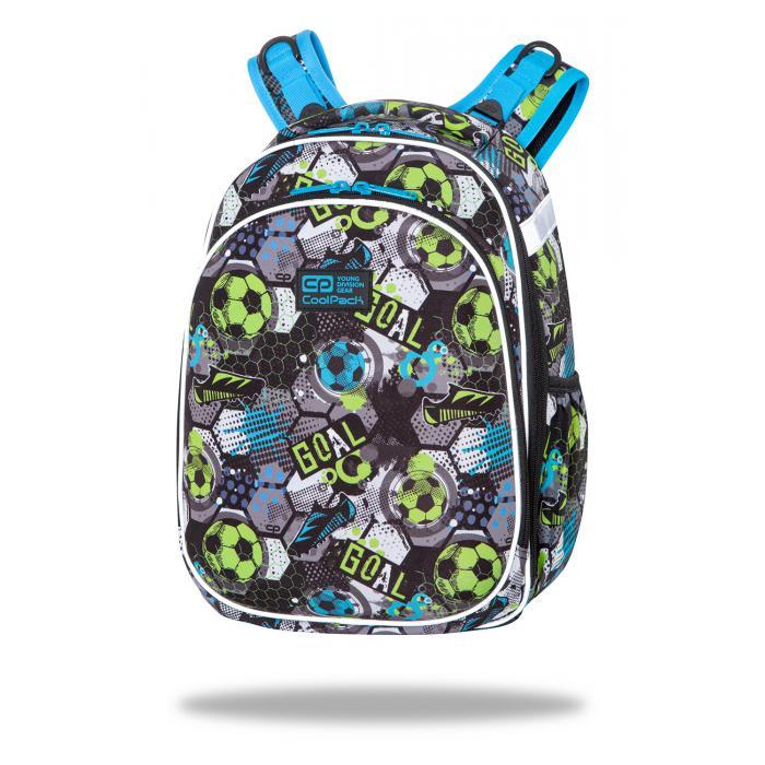 PATIO - Školský batoh CoolPack Turtle - Football