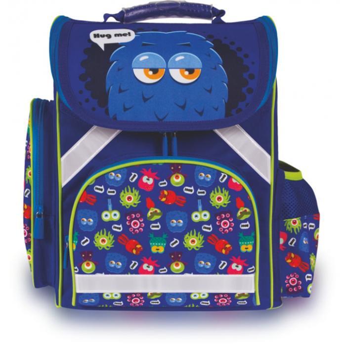 PATIO - Školský batoh Patio Monster + sáčok na prezúvky ZADARMO
