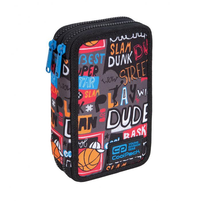 PATIO - Školský peračník CoolPack Jumper 2 - Basketball