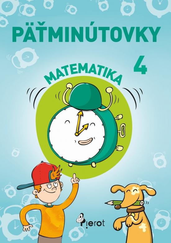 Päťminútovky matematika 4.ročník ZŠ ( nov.vyd.) - Šulc Petr