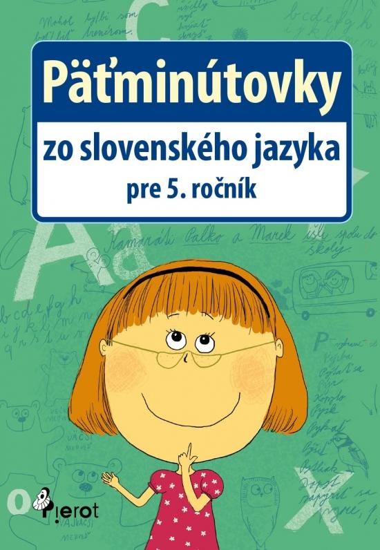 Päťminútovky z matematiky pre 5. ročník ZŠ - Šulc Petr