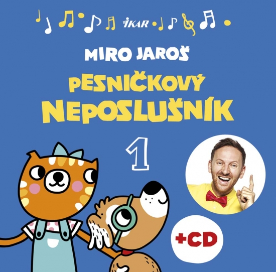 Pesničkový neposlušník - Miroslav Jaroš