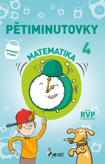 Pětiminutovky z Matematiky pro 4. třídu - Šulc Petr