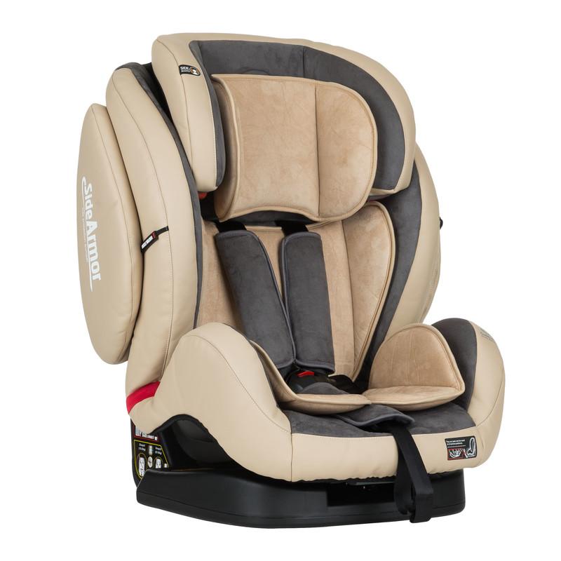 PETITE&MARS - Autosedačka Prime II Isofix Limited Ivory 9-36 kg Petite&Mars