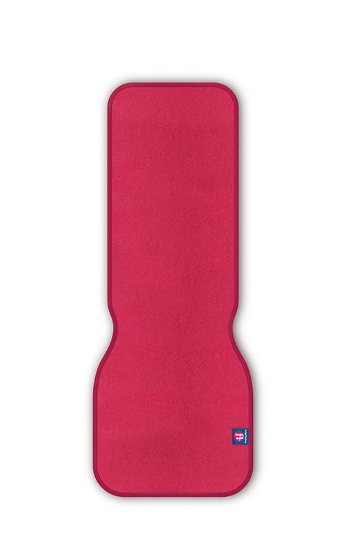PETITE&MARS - Vložka do autosedačky 3D Aero ružová 15-36 kg