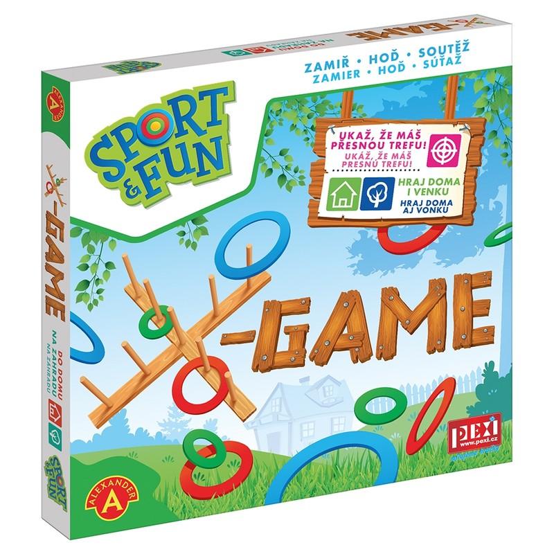 PEXI - Sport&Fun X-GAME