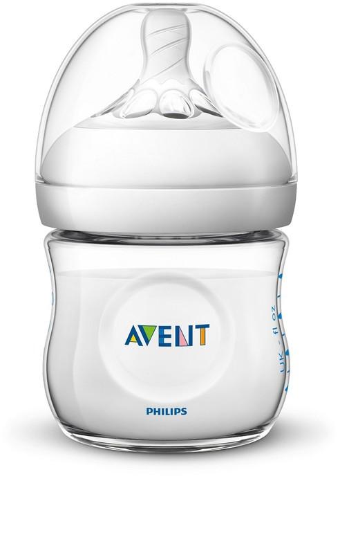 PHILIPS AVENT - Avent fľaša 125ml Natural.2 PP