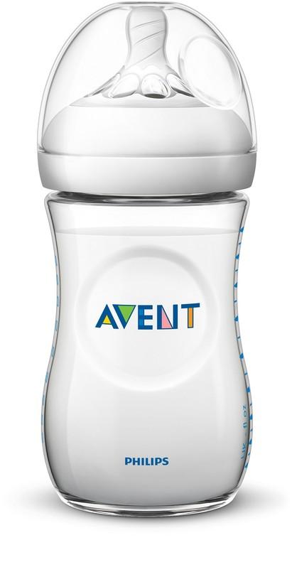 PHILIPS AVENT - Avent fľaša 260ml Natural.2 PP