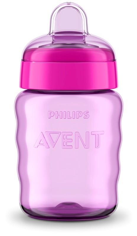 PHILIPS AVENT - Avent hrnček pre prvé dúšky Klasik 260 ml dievča