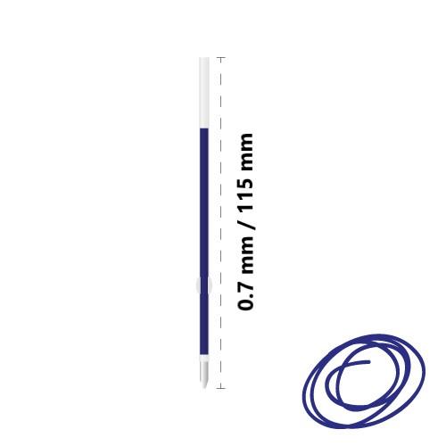 PILOT - Náplň guľôčková Acroball 0,7 mm - modrá