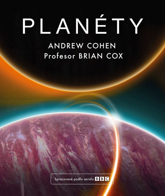 Planéty - Andrew Cohen, Brian Cox