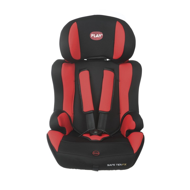 Play - Autosedačka Safe 10 Fix 9-36 kg (2017) - Red