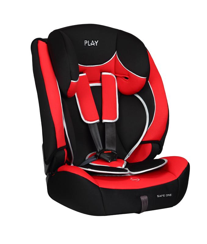 PLAY - Autosedačka Safe One 9-36 kg - Red life, 2015