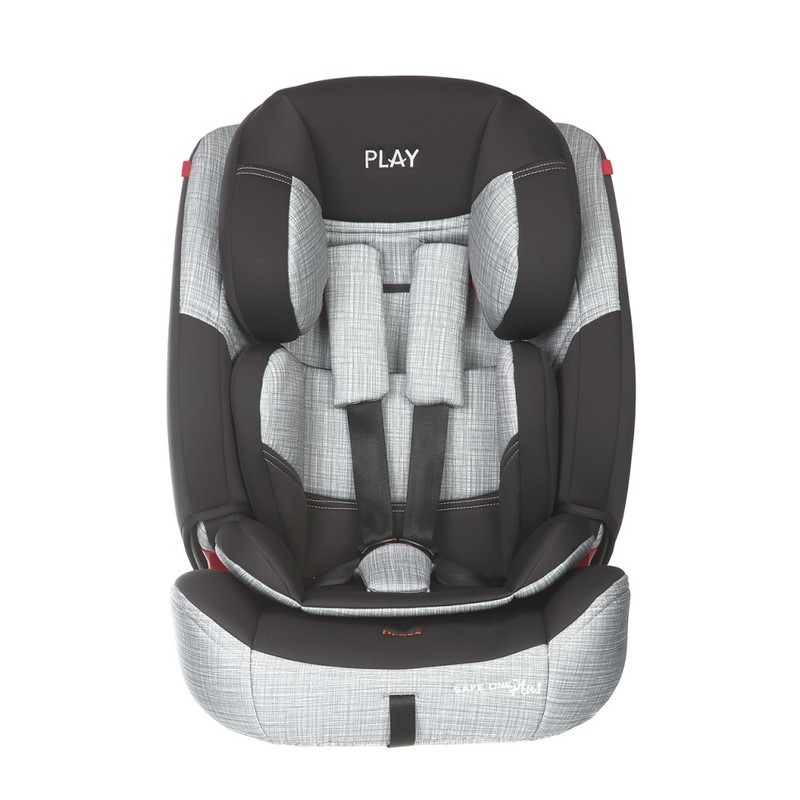 PLAY - Autosedačka Safe One Plus 9-36 kg - Grey, 2019
